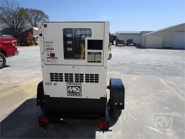 Redtail Rental - MQ 20-25 KW Towable Generator Rentals